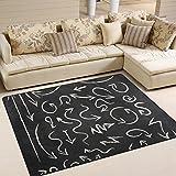 ingbags Super Weich Moderner Kreide Pfeile, ein Wohnzimmer Teppiche Teppich Schlafzimmer Teppich...