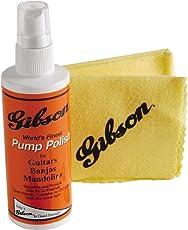 Gibson Gear Pump AIGG-950 Polish and Standard Polish Cloth Combo