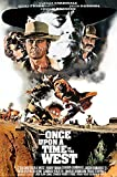 Poster USA Once Upon A Time in The West Movie Poster im