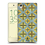 613EoxvyHrL. SL160  - NO.1 BEAUTY# Head Case Designs Ceramic Arabesque Pattern Hard Back Case for Sony Xperia X / X Dual Reviews  Best Buy price
