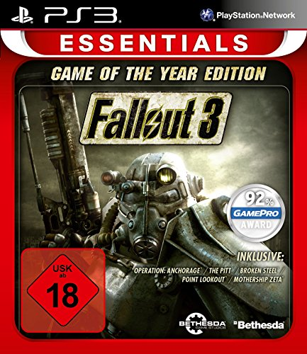 Zerstörtes Gebäude (Fallout 3 - Game of the Year Edition - [PlayStation 3] - Essentials)