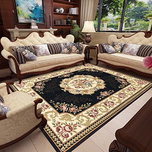 European Style Garden Carpet Tea Table Blanket Living