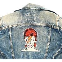 David Bowie Jacket Back Patch Jumbo XXL Aufnäher