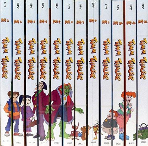 Vols. 1-12 - Box