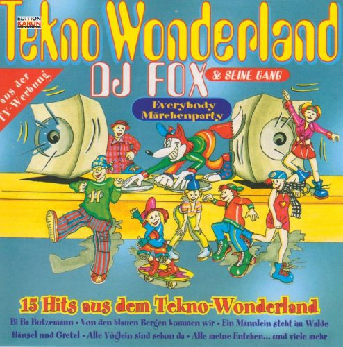 Virgin Tekno Wonderland