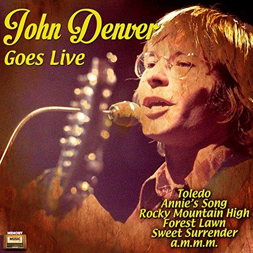 John Denver Goes Live