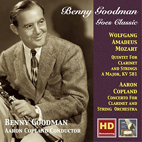 Benny Goodman Goes Classic