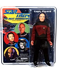Star Trek: Retro Cloth Action Figure - Captain Picard