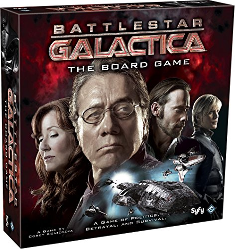 Edge EDGBG01- Juego de mesa Battlestar Galactica