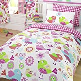 Tweet Tweet Junior / Toddler Duvet Cover & Pillowcase Bedding
