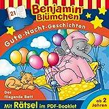 Das fliegende Bett: Benjamin Blümchen - Gute-Nacht-Geschichten 21