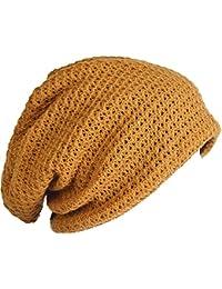 Amazon.it  Giallo - Cappelli e cappellini   Accessori  Abbigliamento 3804128a1a14