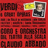 6 Great Operas (Coffret 14 CD)