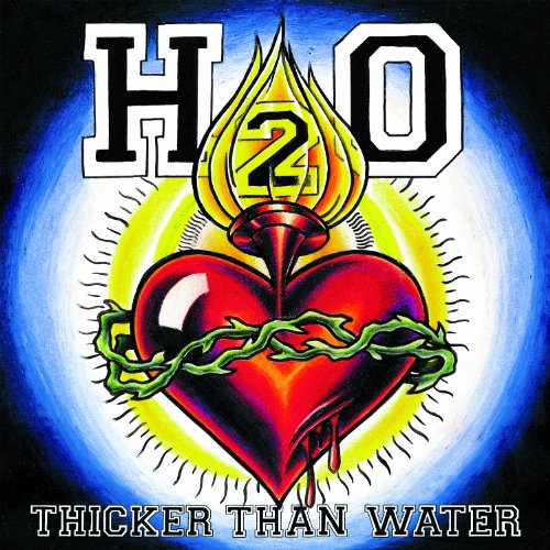 Thicker Than Water [Vinyl LP] (Vinyl-thickers)