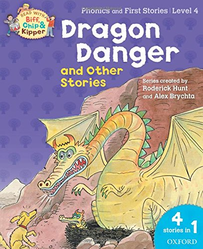 Dragon danger and other stories