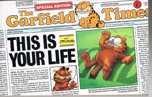 The Garfield Times This Is Your Life, Special Edition