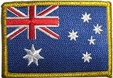 FRIP - Australien Aufbügler Aufnäher Patch ca. 8 x 5,5cm