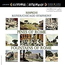 Respighi:Pines of Rome & Fount [Vinyl LP]