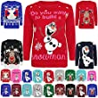 Runway Splash�-�Children's Jumper with Christmas Rudolph Knitted Fashion Vintage -  Multicoloured - 4 Years