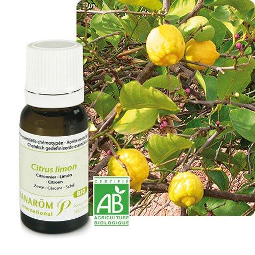 Olio Bio al limone, 10ml