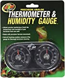Zoo Med TH-22E Dual Thermometer - Humidity Gauge