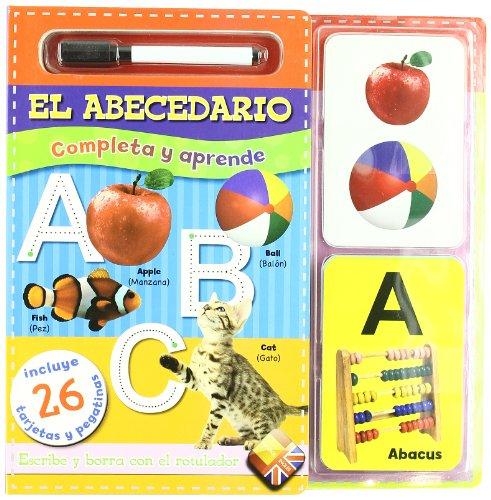 El abecedario. Completa y aprende