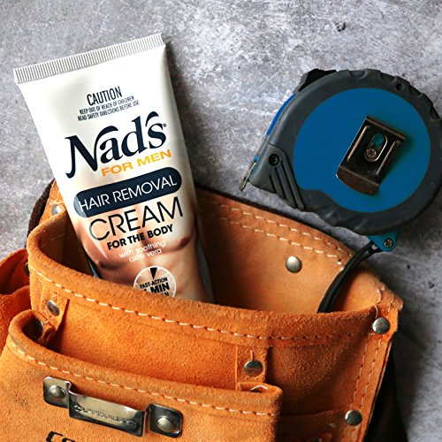 Nad's For Men Hair Removal Cream – 200 ml - 3