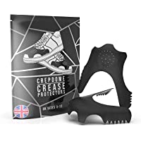 Crepdome Crease Protectors   Anti-Crease Protection for Sneakers   Toe Box Wrinkle Filler   UK Trainer Sizes 3-12…