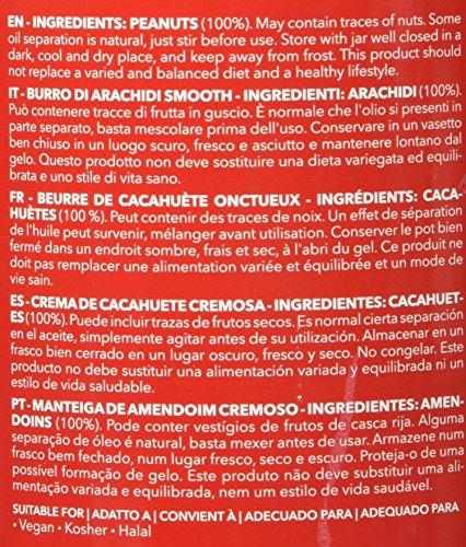 Prozis-Sport-Crema-de-Cacahuete-Sabor-Cremoso-1000-gramos-pack-de-2