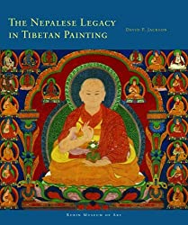 The Nepalese Legacy in Tibetan Painting (Masterworks of Tibetan Painting) by David P. Jackson (2010-10-01)
