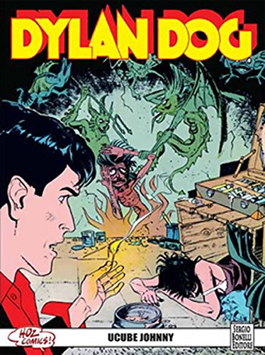 Dylan Dog 32 - Ucube Johnny