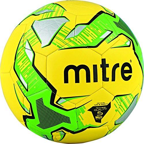 Mitre-Trainingsfuball-Impel-GelbGrnschwarz-4-BB1052YGB