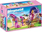 PLAYMOBIL 6856 - Königspaar mit Pferd...
