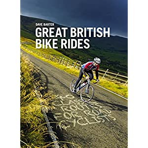 613GL7ElMIL. SS300  - Great British Bike Rides: 40 classic routes for road cyclists