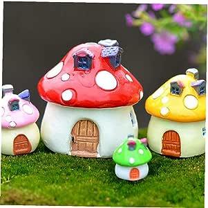 Cartoon Figure Fairy Garden Miniatures Gnomes  Terrariums Crafts Figurines v xl