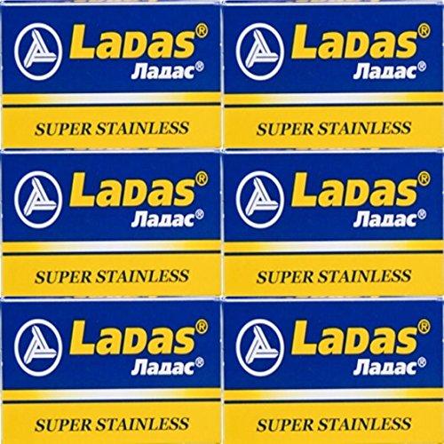 30 Ladas - Super Stainless Rasierklingen