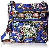 Best Iconic Handbags - Vera Bradley Iconic Triple Zip Hipster, Signature Cotton Review
