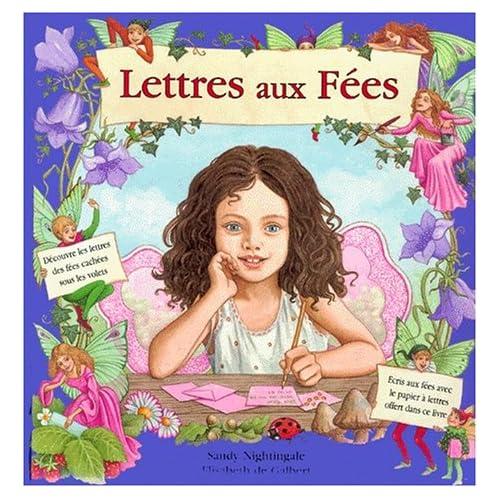 Lettres aux fées (livre animé avec des accessoires)