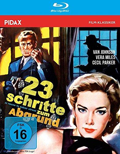 23 Schritte zum Abgrund (Pidax Film-Klassiker) [Blu-ray]