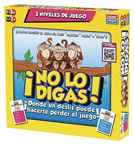 !No Lo Digas!