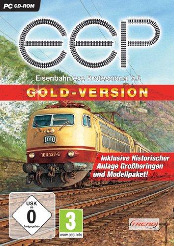 Eisenbahn.Exe. 6.0 Gold-Edition
