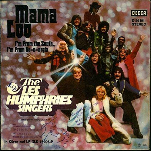 Mama Loo / I'm From The South, I'm From Ge-o-orgia (1973) [Vinyl-Single 7'']