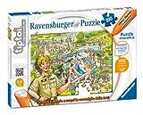 Ravensburger 00576Tiptoi Puzzle Im Zoo, 100Teile
