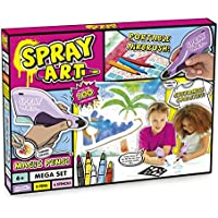 Spray Art Mega Set