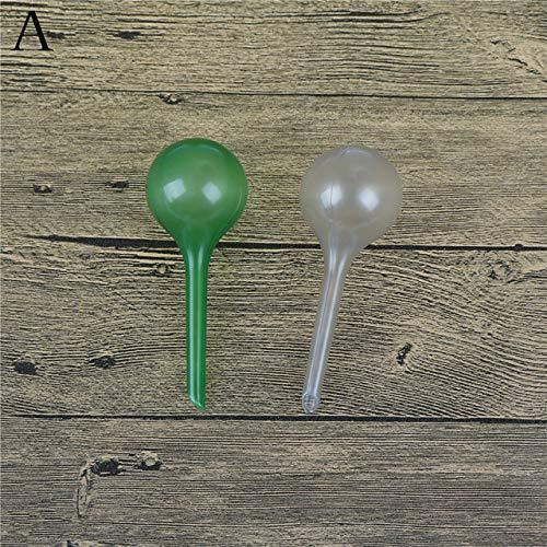 Shoppy Star Plant Waterer Flowers Automatisches PVC-Bewässerungsgerät Kugel Typ Dri Selbstbewässerungssystem Imitation Plastic p: 2 small -