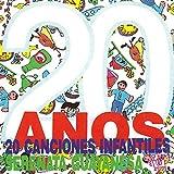 20 Años de Canciones Infantiles