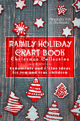 family-craft-book-christmas-collection-ornaments-and-recipe-ideas-for-you-and-your-children-family-c