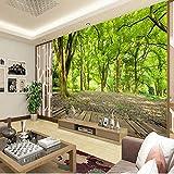 Worryd HD Drucken Poster Bild Grüner wald Natürliche hauptverbesserung vinyl aufkleber rolle wandpapierrollen wohnzimmer wallpaper tapeten tapeten wohnkultur 3d, C