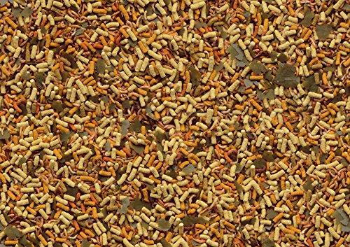 Tetra pond goldfish mix aliment complet pour poisson rouge for Aliment pour poisson rouge