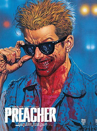 Absolute Preacher HC Vol 1 por Garth Ennis